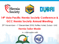 14th Asia Pacific Hernia Society Conference & GCC Hernia Society Annual Mee