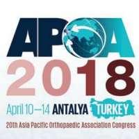 APOA 2018 - 20th Asia Pacific Orthopaedic Association Congress