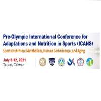 Pre-Olympic International Conference for Adaptations and Nutrition in Sport