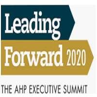 Association for Healthcare Philanthropy (AHP) 2020 Leading Forward