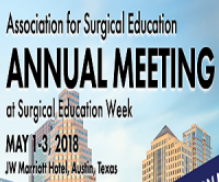 Association of Surgical Education Annual Meeting at Surgical Education Week