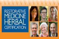 Restorative Medicine Herbal Certification