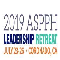 2019 Association of Schools and Programs of Public Health (ASPPH) Leadershi