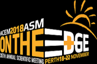 ACEM2018 - 35th Annual Scientific Meeting of the Australasian College for Emergency Medicine