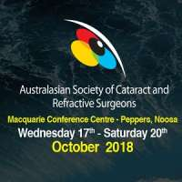 2018 AUSCRS: Australasian Society of Cataract and Refractive Surgeons