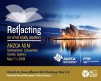 ANZCA Annual Scientific Meeting 2018