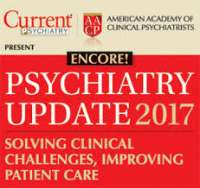 American Academy of Clinical Psychiatrists (AACP) Current Psychiatry Update 2018