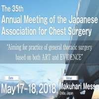 35th Annual Meeting of The Japanese Association for Chest Surgery (JACS)