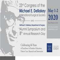 23rd Congress of the Michael E. DeBakey International Surgical Society: Alu
