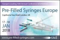 10th Annual Pre-Filled Syringes Europe
