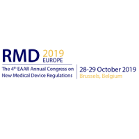 The 4th EAAR Annual Congress on New Medical Device Regulations (RMD2019)