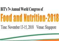 BIT's 7th Annual World Congress of Food and Nutrition-2018