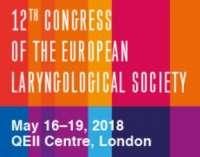 12th Congress of the European Laryngological Society