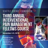 3rd Annual Interventional Pain Management Fellows Course
