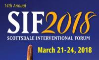 Scottsdale Interventional Forum (SIF) 2018