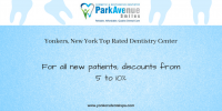 Discount for NEW Patients from Park Avenue Smiles NY