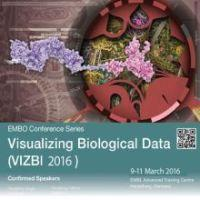 EMBO Conference Series : Visualizing Biological Data (VIZBI 2016)