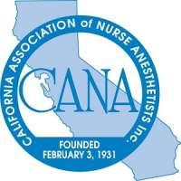 California Association of Nurse Anesthetists (CANA) Fall 2020 Annual Meetin