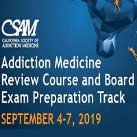 CSAM 2019 Addiction Medicine Review Course & Board Examination Preparation Track