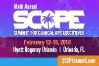 9th Annual Scope Summit for Clinical OPS Executives