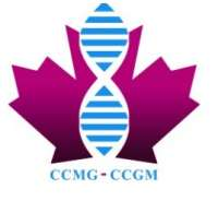 Canadian College of Medical Geneticists (CCMG) 44th Annual Scientific Meeti