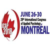 29th International Congress of Applied Psychology (ICAP)