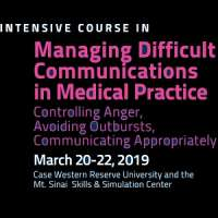 Intensive Course in Managing Difficult Communications in Medical Practice -