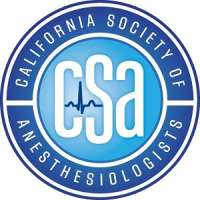 California Society of Anesthesiologists (CSA) Winter Meeting 2019