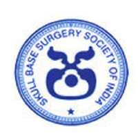 Skull Base Surgery Society of India (SBSSI) Neurovascon 2018