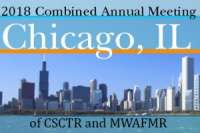 2018 Combined Annual Meeting of CSCTR and MWAFMR
