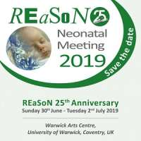 REaSoN 2019: 25th Anniversary REaSoN Neonatal Meeting