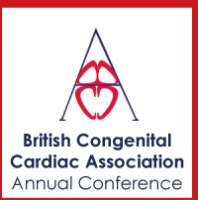 British Congenital Cardiac Association (BCCA) Annual Conference 2020