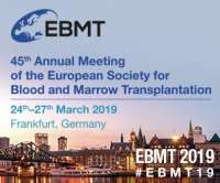 45th Annual Meeting of the European Society for Blood and Marrow Transplant