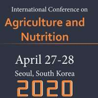 International Conference on Agriculture and Nutrition 2020