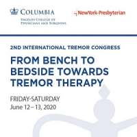 2nd International Tremor Congress: From Bench to Bedside Towards Tremor The
