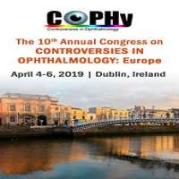 10th Annual Congress on Controversies in Ophthalmology: Europe (COPHy EU)