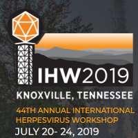 44th Annual International Herpesvirus Workshop (IHW) 2019