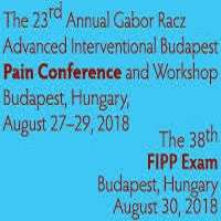 The 23rd Annual Gabor Racz Advanced Interventional Budapest Pain Conference