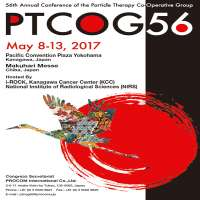 Particle Therapy Co-operative Group (PTCOG) 56 Annual Conference