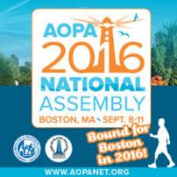American Orthotic and Prosthetic Association (AOPA) National Assembly 99th Annual Meeting