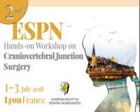 2nd European Society for Pediatric Neurosurgery (ESPN) Hands-on Workshop on