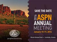 American Society for Peripheral Nerve (ASPN) Annual Meeting 2016