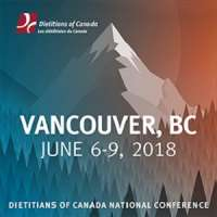 National Conference by Dietitians of Canada
