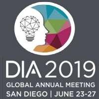 Drug Information Association (DIA) 2019 Global Annual Meeting