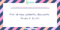 Discount for NEW Patients from 505 Dental Associates