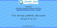 Discount for NEW Patients fromFamily Cosmetic & Implant Dentistry of Brookl