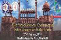 Indian Society for Study of Pain (ISSPCON) 33rd Annual National Conference