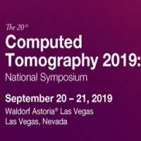 The 20th Computed Tomography 2019: National Symposium