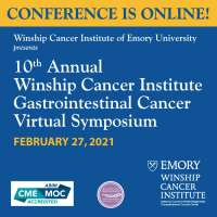 10th Annual Winship Cancer Institute Gastrointestinal Cancer Virtual Symposium