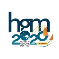 Human Genome Meeting (HGM) 2020